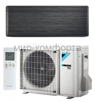 Настенная сплит-система Daikin FTXA25AT / RXA25A (blackwood)